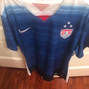 Women's national USA soccer team jersey